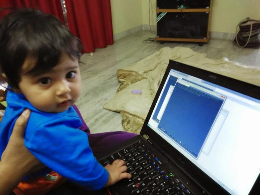 Asha likes Emacs