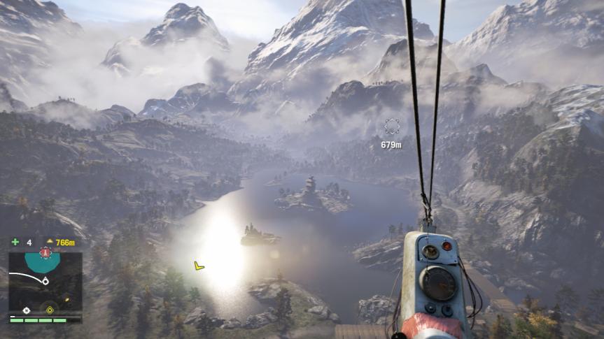 Far Cry 4impressions